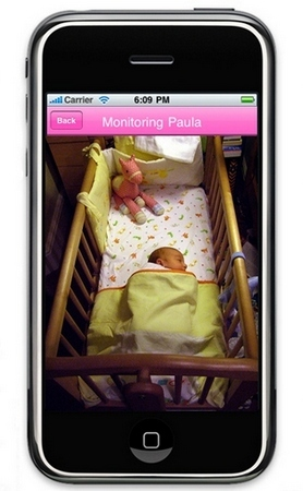 Baby Safe/ iPhone